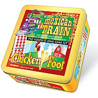 Mexican Train  Chickenfoot Combo