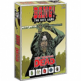 The Dice Game: The Walking Dead - BANG!