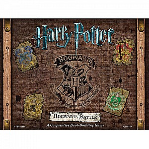 Harry Potter Hogwarts Battle - COOPERATIVE GAMES