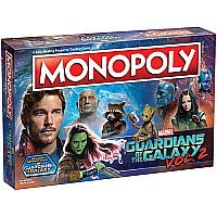 Guardians of the Galaxy Vol. 2 - MONOPOLY
