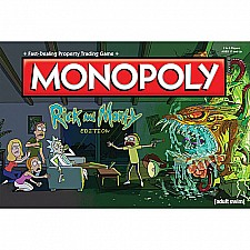 Rick and Morty - MONOPOLY