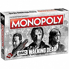 The Walking Dead-AMC - MONOPOLY