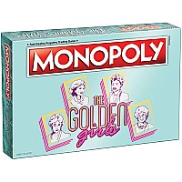 Golden Girls - MONOPOLY Game