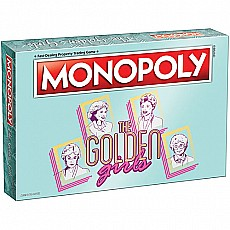 Golden Girls - MONOPOLY