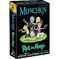 Rick and Morty - MUNCHKIN