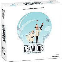 Nefarious: The Mad Scientist Game!