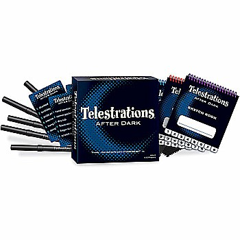 Telestrations 8 Player-After Dark - PARTY GAMES-ADULT 17+