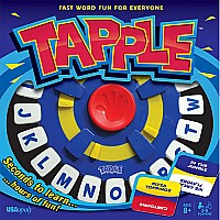 Tapple Fast Word Fun For Everyone!