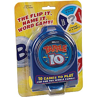 Tapple 10 - TRAVEL GAMES