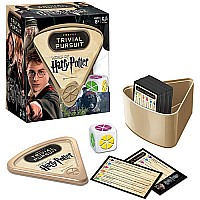 Harry Potter - TRIVIAL PURSUIT