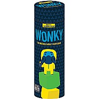 Wonky-The Unstable Adult Party Game - PARTY GAMES-ADULT 17+
