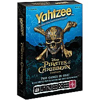 Pirates of the Caribbean 2017 (BATTLE YAHTZEE) - YAHTZEE