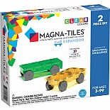 Magna-Tiles 2 pc. Car Exp
