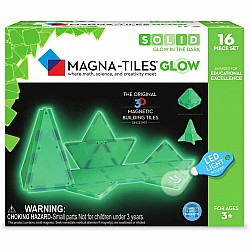 Magna-Tiles Glow 16 Piece Set