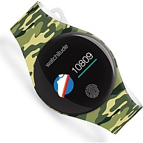 Army Camo - Watchitude - Move 2 - Kids Activity Watch