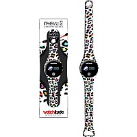 Leopard Print - Watchitude - Move 2 - Kids Activity Watch