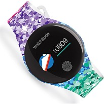 Sassy Sequins - Watchitude - Move 2 - Kids Activity Watch