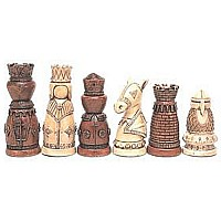 "Medieval Chessmen 2 1/ 2"" King"