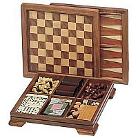 7-in-1 Walnut Combination Set