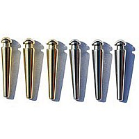 Quality Solid Brass Cribbage Pegs