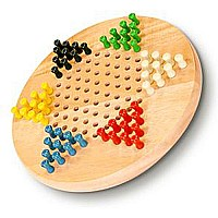 "We Games Chinese Checkers 7"" Diameter"