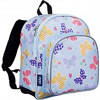 Butterfly Garden Pack 'n Snack Backpack