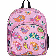 Paisley Pack 'n Snack Backpack