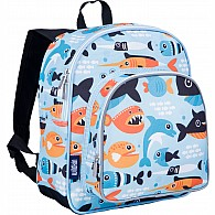 Wildkin Big Fish 12 Inch Backpack