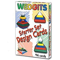 Wedgits Starter Set Design Cards