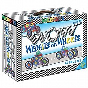 Wedgits On Wheels 60 Piece Set
