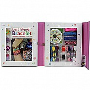 Best Friends Bracelets - Craft Kit by SpiceBox Books (23581)