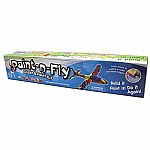 Firefox Toys Paint-N-Fly Assortment Toy, Large