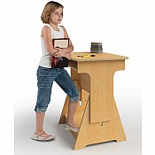 Convertible Standing Desk For Early Learners