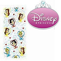 Dsny Princesses Treat Bags/ TIE
