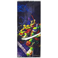 Tmnt Treat Bag 16ct