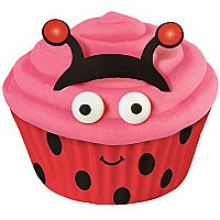 Cupcake Dec Kit Lbug 36ct