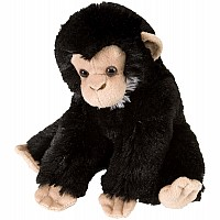 Chimpanzee Stuffed Animal - 8""