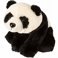 Baby Panda Stuffed Animal - 8""