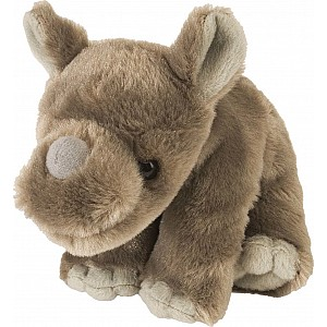 Baby Rhino Stuffed Animal - 8""