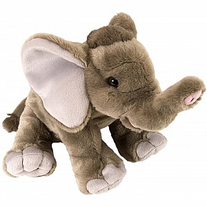 Baby Elephant Stuffed Animal - 12""