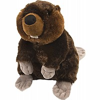 Beaver Stuffed Animal - 12""