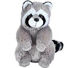 Raccoon Stuffed Animal - 12