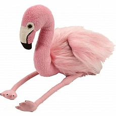 Flamingo Stuffed Animal - 8""