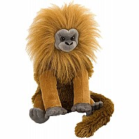 Golden Lion Tamarin Stuffed Animal - 12""