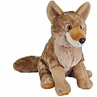 Coyote Stuffed Animal - 12""