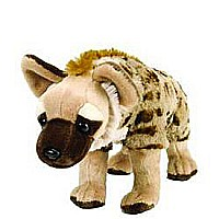 Hyena Stuffed Animal - 12""