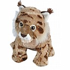 Lynx Stuffed Animal - 12