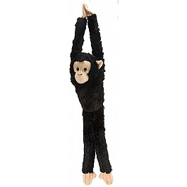 Hanging Chimpanzee Stuffed Animal - 20""