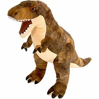T-Rex Stuffed Animal - 10