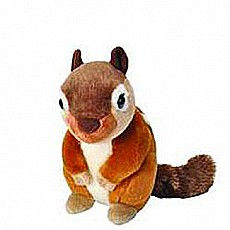 Chipmunk Stuffed Animal - 8""